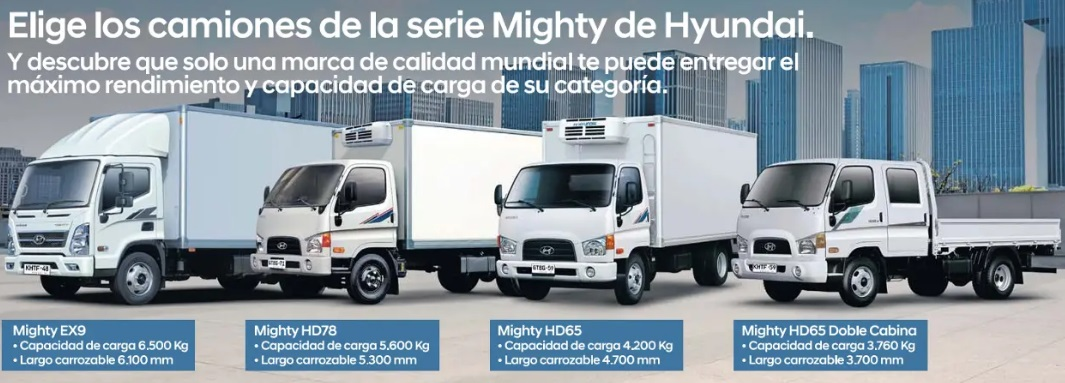 Serie Mighty